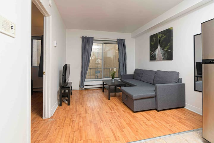 Condo in the heart of downtown - Rachel street