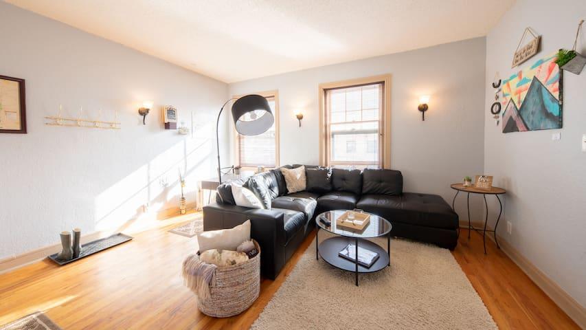 Two bedroom condo in the center of Denver!