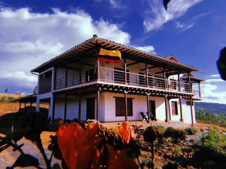 Barichara Breathtaking Views One Bedroom