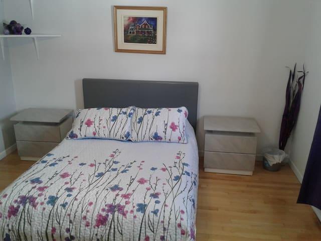 Chambres 2 a loué dans une maison chaleureuse