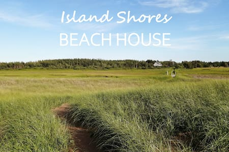 Island Shores Beach House - 22 Acres Beachfront