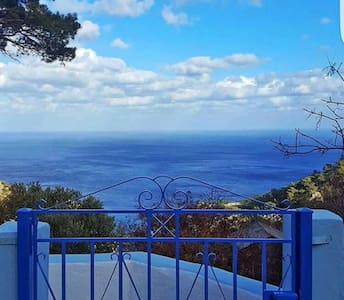 Amazing view country house! - Karpathos