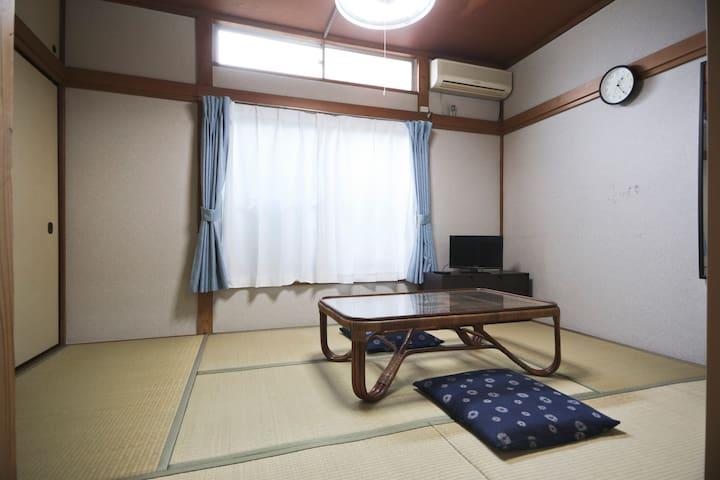Tokyo JRHiraiSt. take a walk 9minutes apartment102