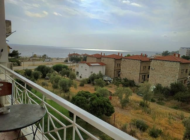 4 Person's Great View Apartment 150m from the sea