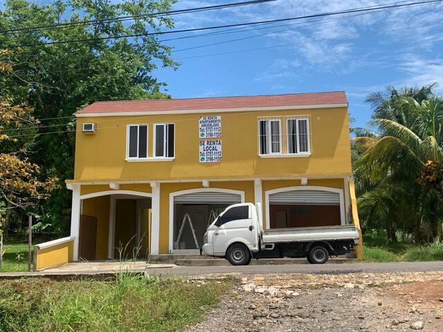 Apartamento, castillo de San Felipe, río dulce