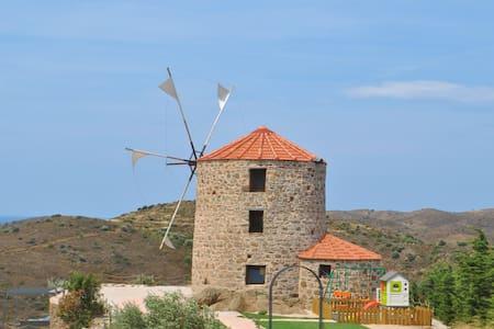 Odysseus windmill