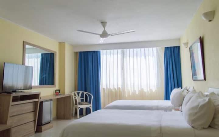 Apartamento en Hotel GHL Costa Azul en Santa Marta