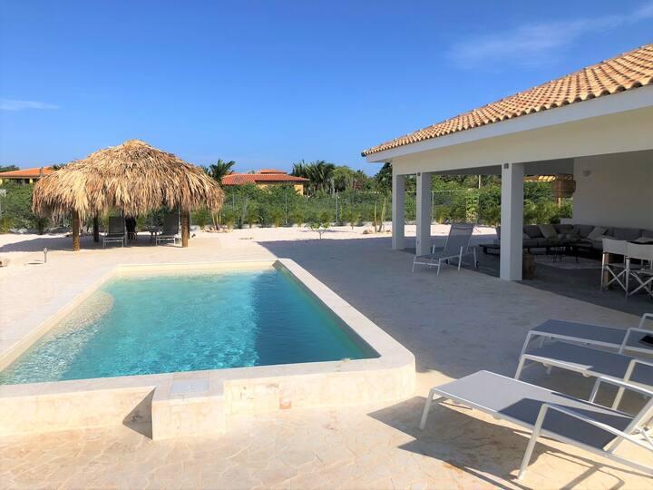 Villa Dicha , brand new modern villa in Sabalpalm