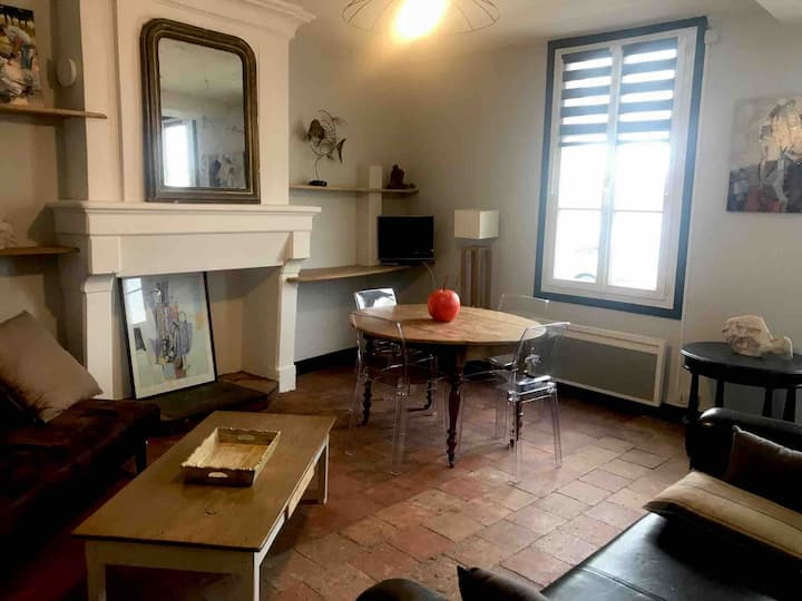 Beautiful flat just renovated - Loire view