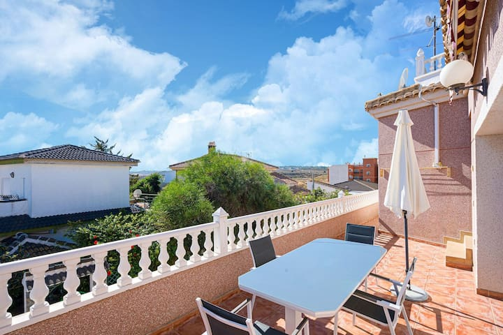 Pretty Holiday Home in San miguel de salinas with Pool