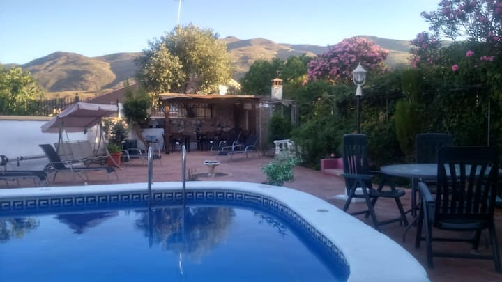 Casa Jatar Private Garden Solar Heated pool €41pp