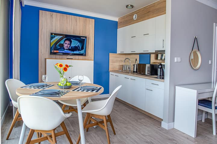 Apartament Horn 40m2