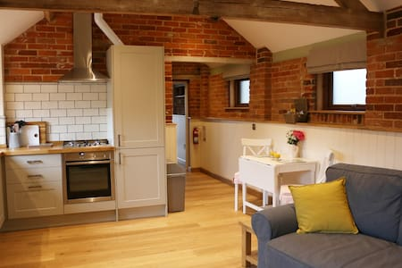 Converted Stables, New Forest Cottage