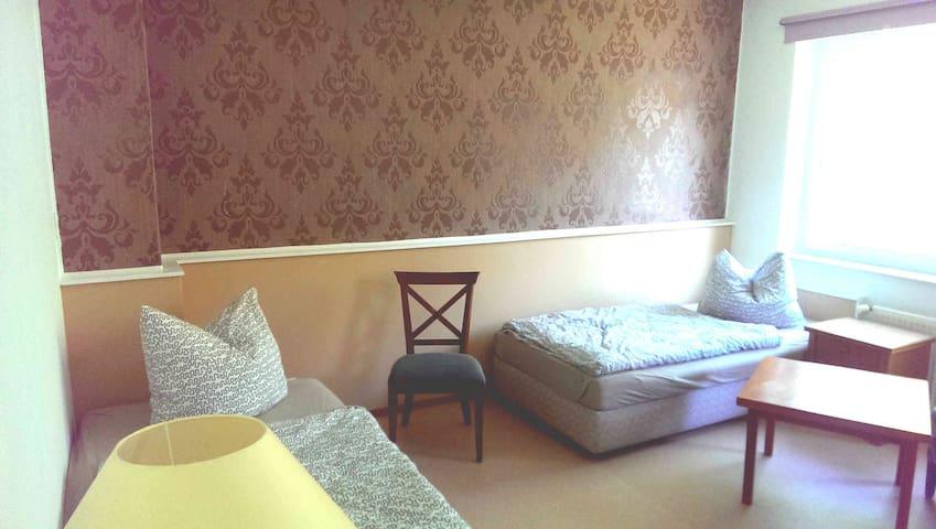 Monteurwohnung Merseburg - Merseburg (Saale) - Appartement