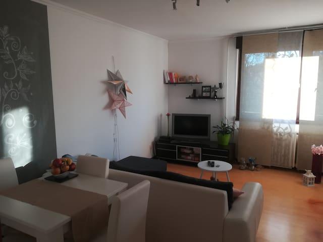 Sweet apartment close to Jarun lake
