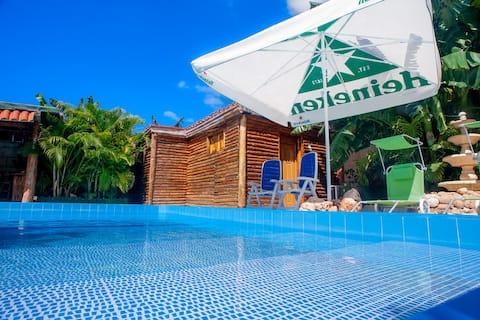 ★ Maison de maître 5 étoiles haut de gamme avec piscine et lac de pêche ★