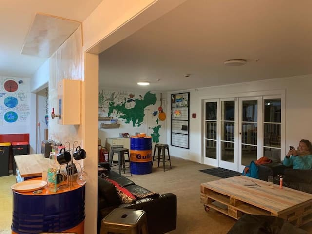 Hekerua Hostel - Rent Exclusive for your Event!