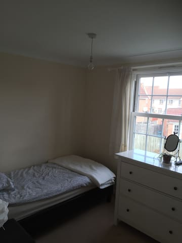 Single room in a 5 bed family home