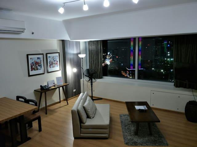 Luxury studio in the heart of Ortigas