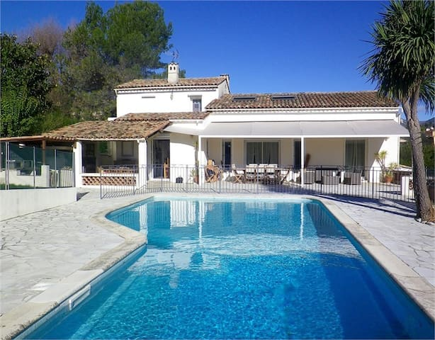 House Riviera for 9 persons - Vence - Hus