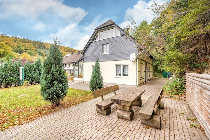 Premium Holiday Home in Brilon-Wald near Ski Area
