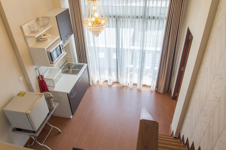 Apartment Loft Bangkok International Airport