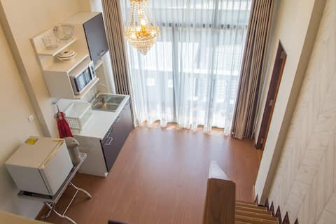 Apartment Loft Bangkok International Airport