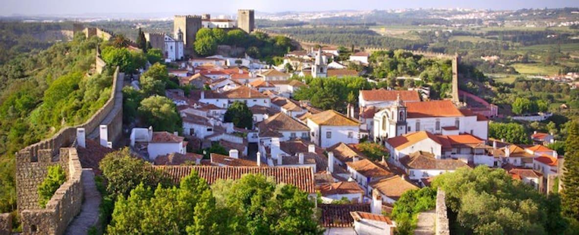 Obidos Village...