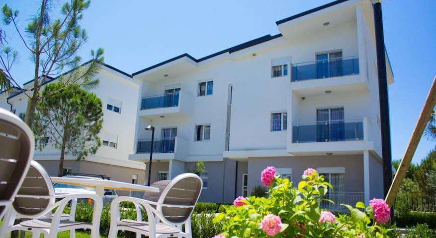 Primavera Residence/Lalzi Bay - Durres  - Wohnung