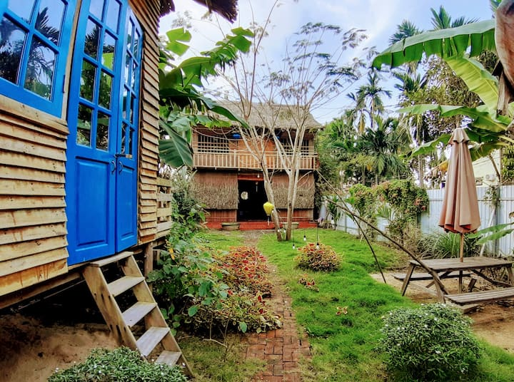 Experience the nature of Hoi An inside a cottage