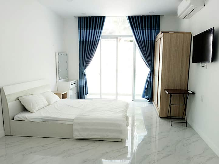 Ocean aparment -cherry house 1 bedroom