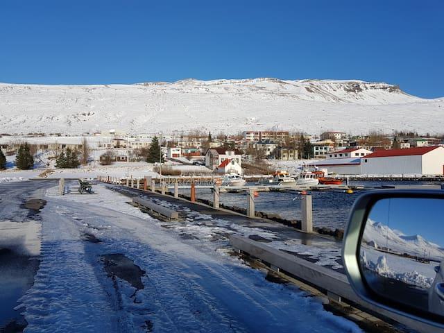 Grænahlíð - Fáskrúðsfjörður - Casa
