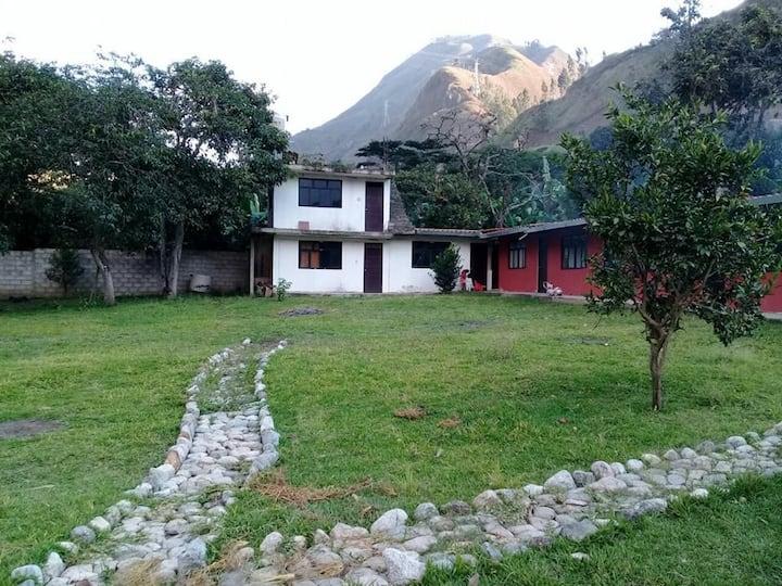 Santa Teresa Arbergue Puriq (Sausipampa)