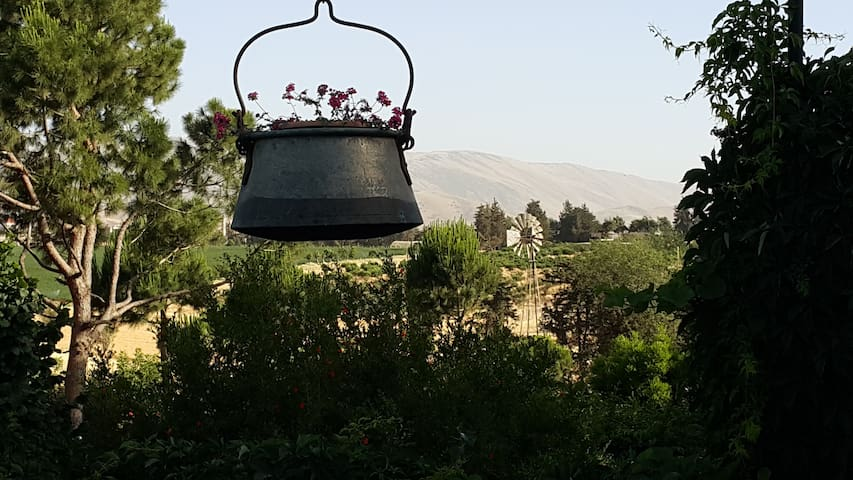 Authentic Charming Bekaa Farm House - زحلة - Bed & Breakfast
