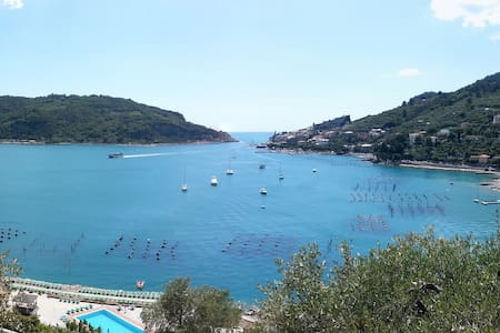 Dream view apartment  in Portovenere 5 Terre - Portovenere - 公寓