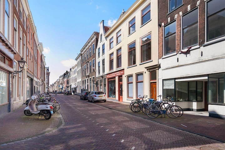 Luxurious apt 100m2 city centre - Leiden - Condomínio