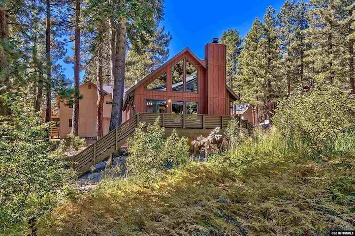 Incline Village Home with a View