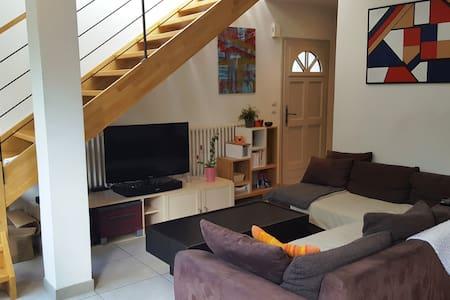Belle villa confortable, jardin, proche centre. - Montpellier - Villa