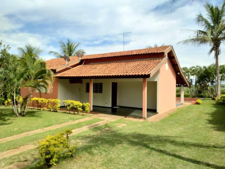 Cantinho Souza Miranda - Rancho no Rio Paraná