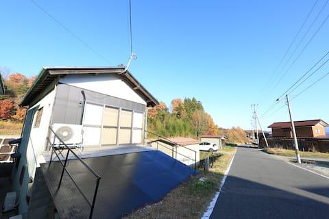 一棟貸し切り宿泊所~万屋今年田~『空き家をリノベーションした古民家』