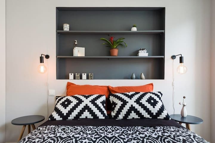 Nouveau Siècle - Appartement design