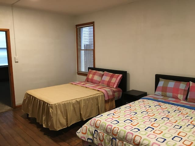 Cozy private bedroom 15 minutes from NYC