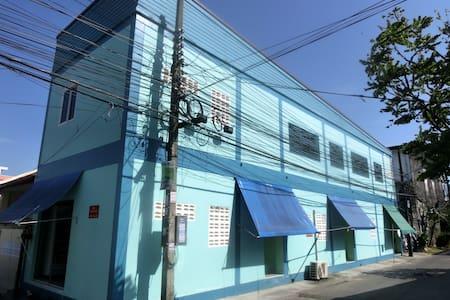Nearest Hostel to Rassada Pier(PEK House AC room)