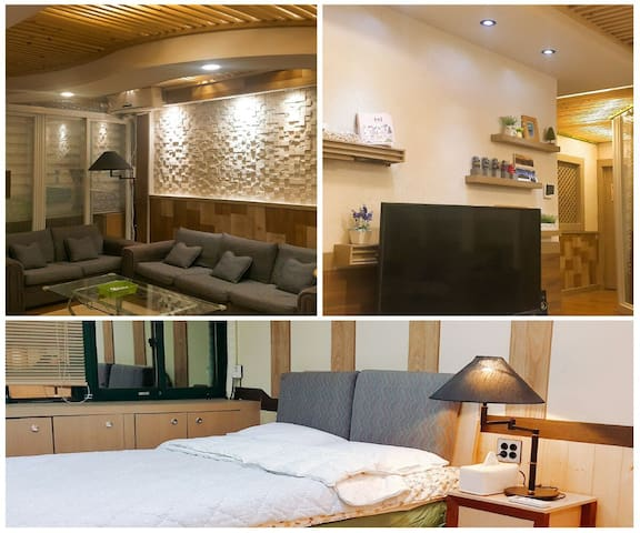 Seogwipo city. Suitable for family - Jeju island Seogwipo city - Appartement