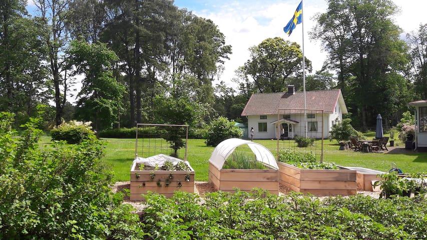 Boende i kulturlandskap med närhet till Ulricehamn