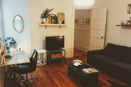 Cozy room in the heart of Mile-End - Montréal - Apartment