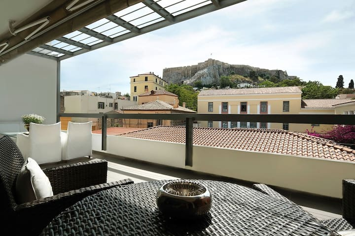 Athens authentic apt. in Plaka - Athina - Apartamento