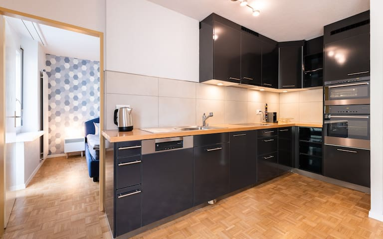 Modern 2 rooms apartment in district 4