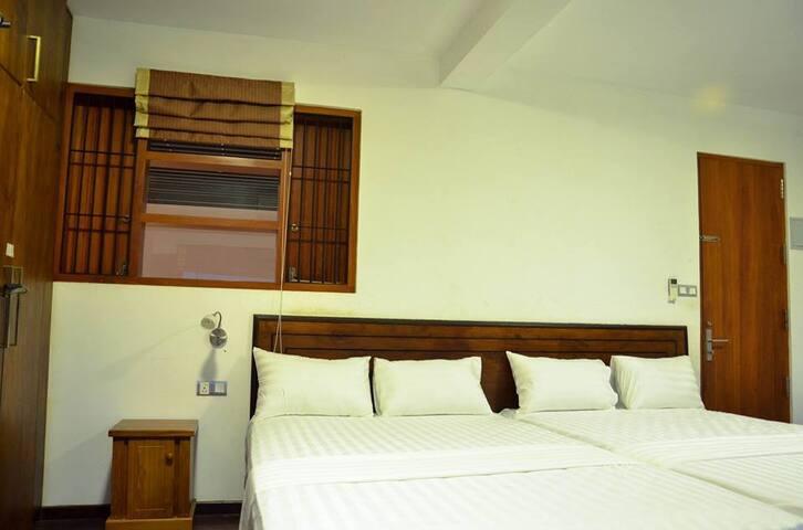 Capital Villa Rooms - ศรีชัยวรเทนปุระ โกตเต