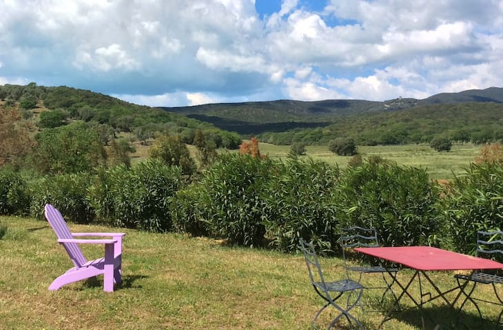 Farm in Maremma Park ★ 4km from sea ★ 2 person apt